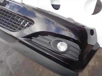 Astra H 2005 Front Bumper 3dr Hatch,Convertible Black Sapphire Z20R