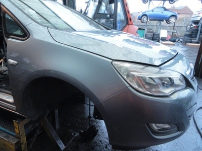 Astra J 2010 Front End Silver Lake GEV/179 (Pick-up Only)