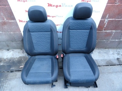 Meriva B Half Leather Interior Trim Code TABZ (No Door Cards)