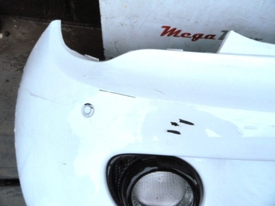 Adam 2013-ON Rear Bumper With Parking Sensors Paint Code Z474
