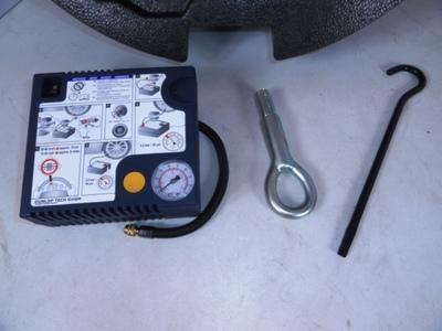 Agila B Tyre inflation compressor Kit