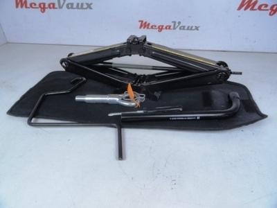 Zafira B Spare Wheel Jack Tool Kit