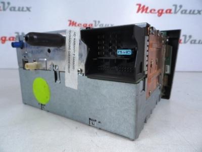 Astra H CD70 Navi Metallic Charcoal ident LG
