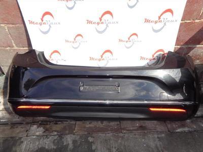 Astra J 5 door Hatch Rear Bumper Carbon Flash Paint Code GAR /22C