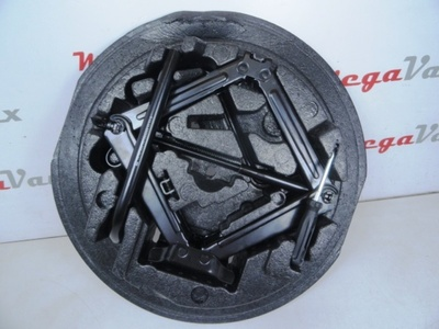 Meriva B Spare Wheel Jack Tool Kit