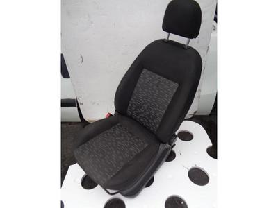 Combo D 2013 LH Passenger Front Cloth Seat with Headrest TAIC