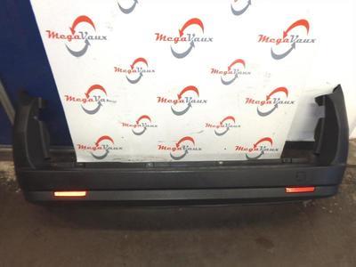 Combo D Rear Bumper Black Plastic (Except Tailgate/Parking Pilot)