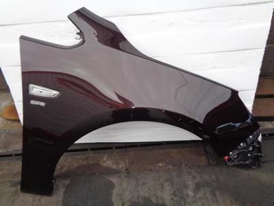 Astra J 2010-On 5dr RH Drivers Front Wing Dark Mahogany GOP/41C