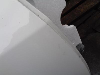 Astra J 2010-ON Estate Rear RH Right Hand Door Olympic White GAZ/40R