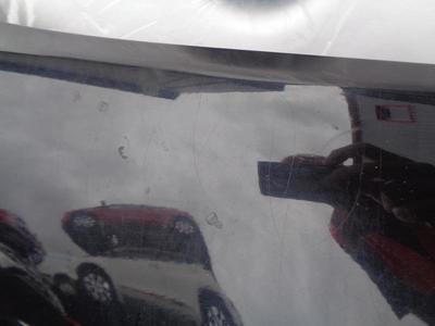 Antara Drivers RH Front Wing Black Paint Code 19U