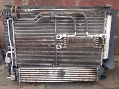 Antara Radiator Pack Z20DMH Diesel Automatic Transmission