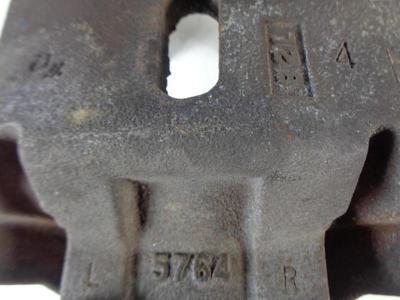 """Insignia B Brake Disc Caliper Front RH Driver 16"""" J60"""