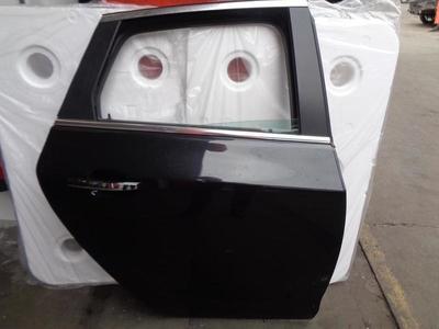 Astra J Rear RH Bare Door 5dr Hatchback Carbon Flash GAR/22C 13285611
