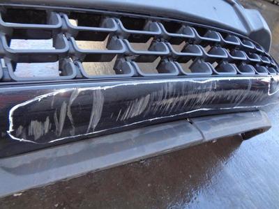 Corsa D 2011 Facelift Front Bumper Black Sapphire GBG/20R 95508031