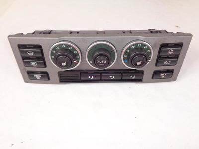 Range Rover L322 Heater Controls JFC000373PUY